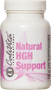 Natural HGH Support consists natural nutrients which promote formation of growth hormone